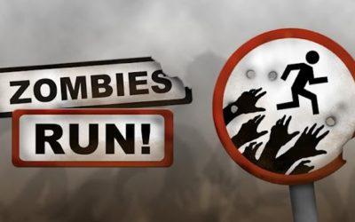 Zombie run, courir pour échapper aux zombies