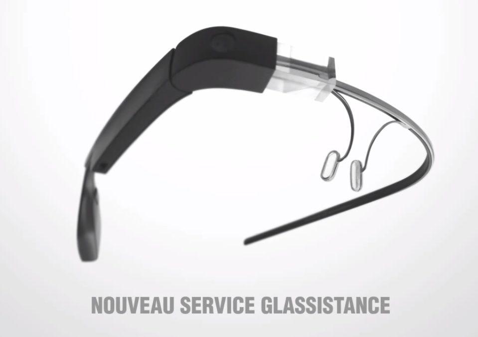 Glassistance de la Caisse d'Epargne