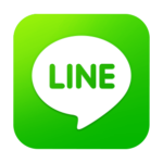 applis de messaging - LINE