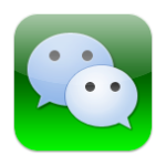 applis de messaging - wechat