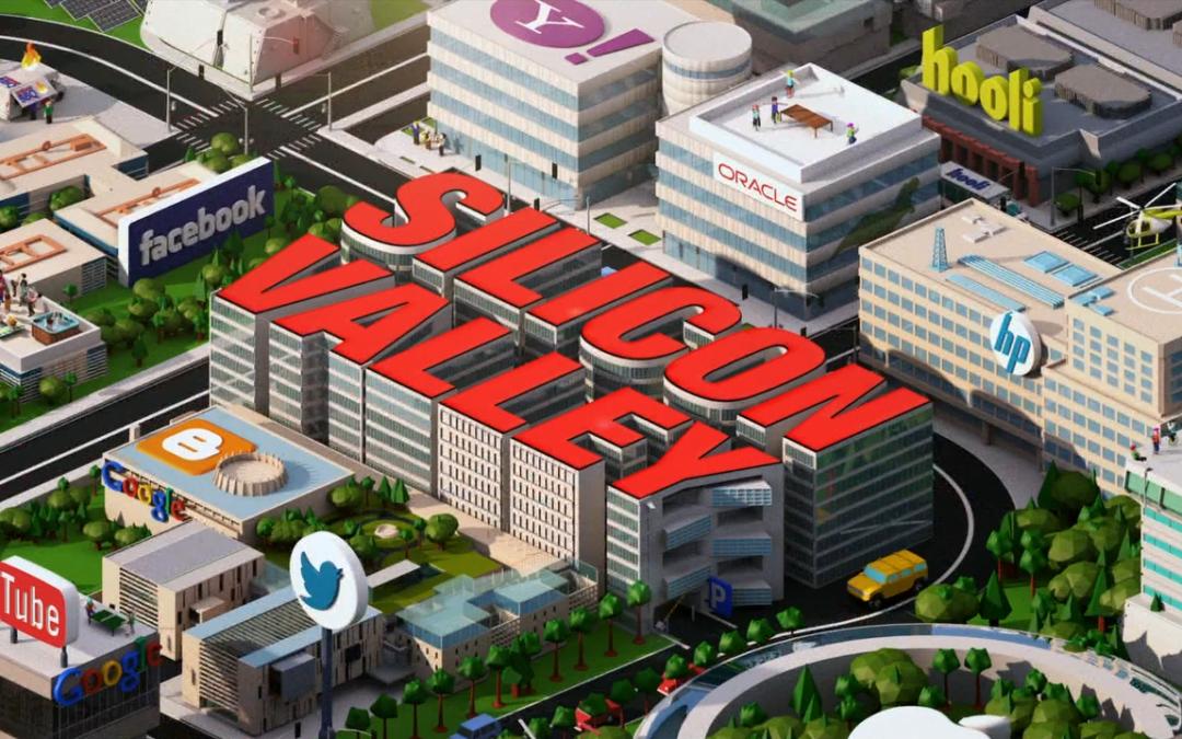La SNCF dans la Silicon Valley : C'est possible