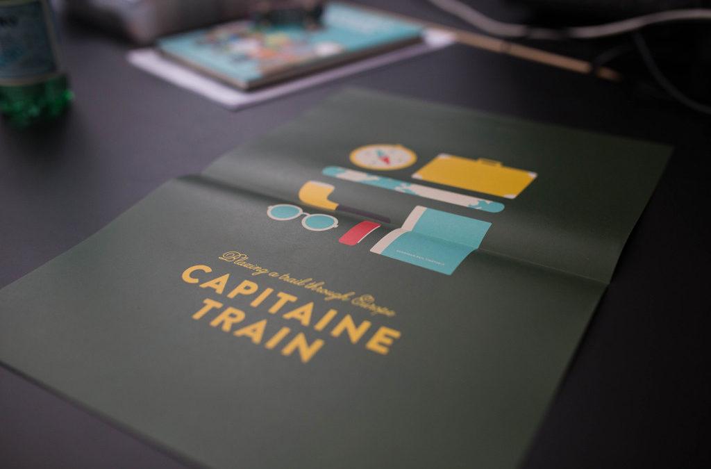 Capitaine Train défie la SNCF sur la seule Expérience Client