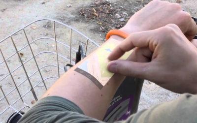 Cicret bracelet : votre smartphone sur votre bras