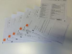 courrier résiliation orange