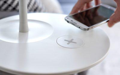 IKEA recharge votre smartphone
