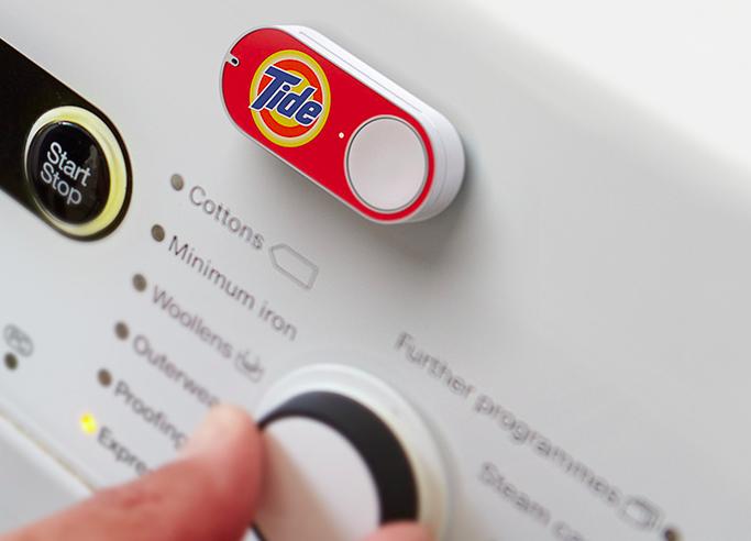 Le bouton connecté Amazon qui commande en 1 clic