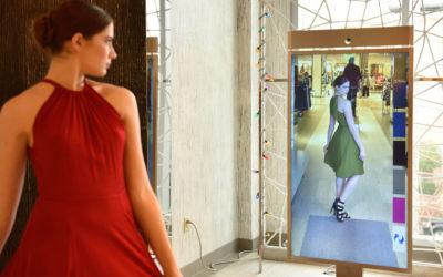 Memory Mirror un miroir révolutionnaire