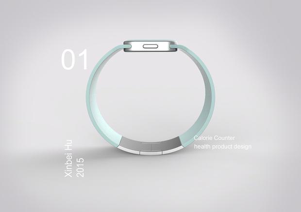 Scanner les calories avec sa montre